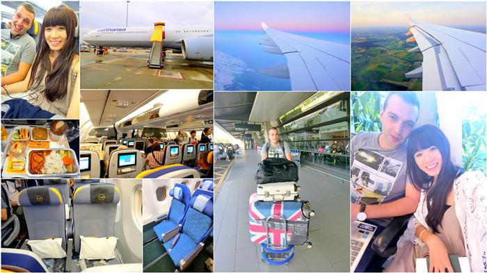 國泰+漢莎航空體驗1